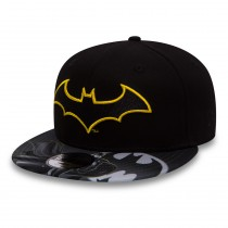 NEW ERA KIDS CHARACTER OUTLINE BATMAN FRONTINO