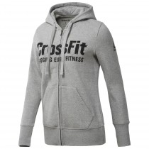 REEBOK RCF FULL ZIP HOODY TRAINING